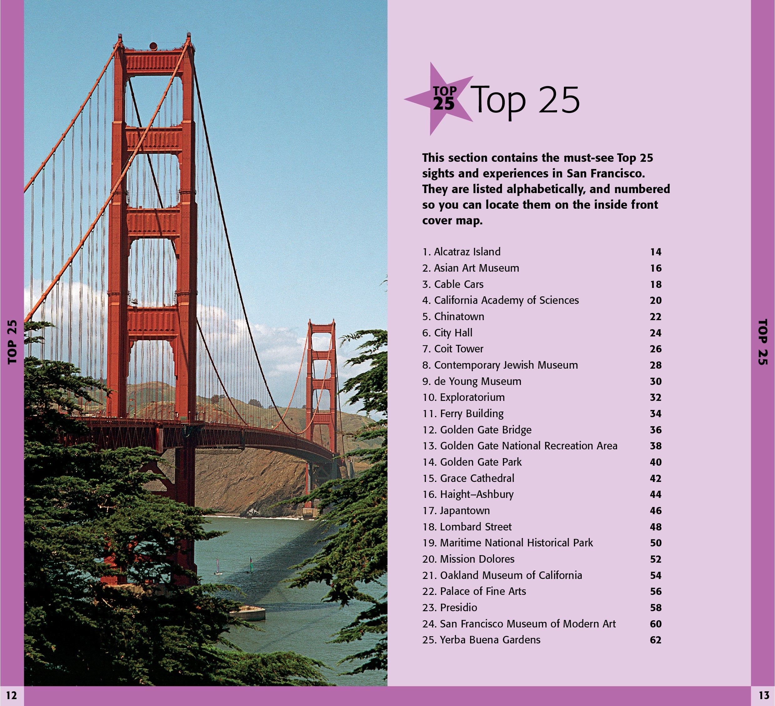Fodor's Travel - Fodor's 25 Best San Francisco