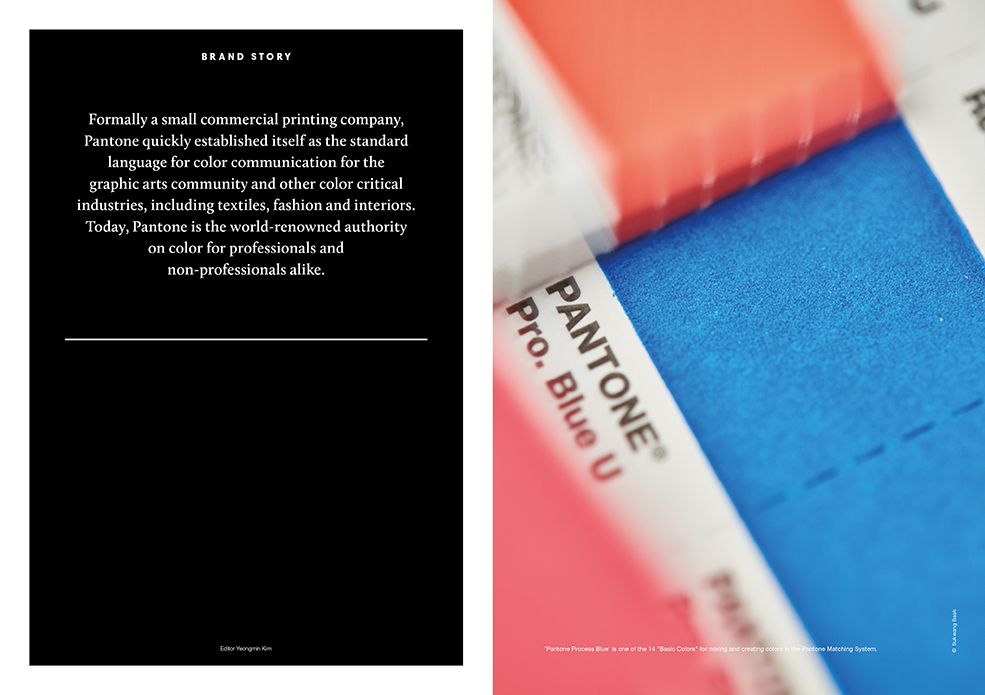 Magazine B - Pantone - Issue 46
