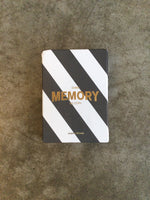 Supereditions - Memory Game - Black & White