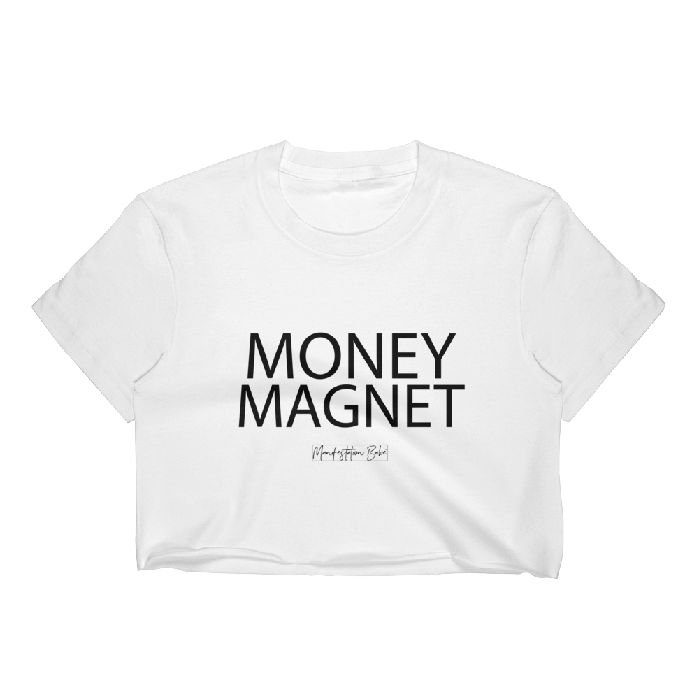 MONEY MAGNET CropTop
