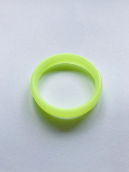 FREE Glow In The Dark Yellow Spinner Ring with every order! While stocks last