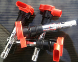 Audi R8 red ignition coilpacks. 4 pack.