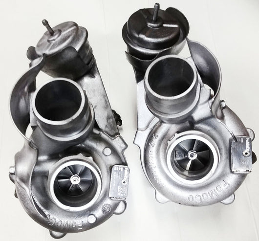 2013-15 ford F150 F250 3.5L FoMoCo turbochargers