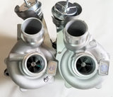 2013-16 ford F150 F250 3.5L FoMoCo turbochargers