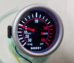 30 psi Boost gauge - dark