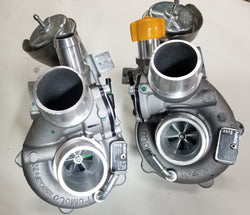 2011-12 ford F150 3.5L FoMoCo OEM turbochargers