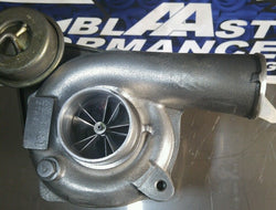 Blaast Stage 5 k04 BILLET TURBO Upgrade 98-05 audi A4 vw passat 1.8T