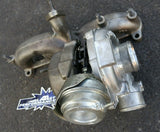 Garrett GT1856V VNT18 turbo upgrade jetta golf beetle ALH 99-03