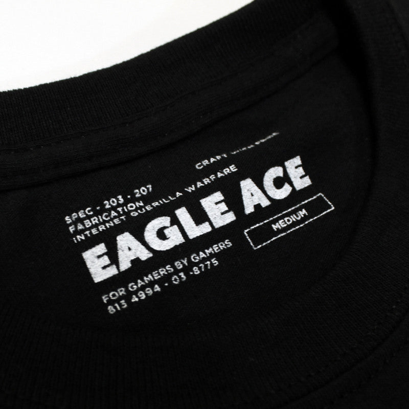 REKT GAMING T-SHIRT - Eagle Ace