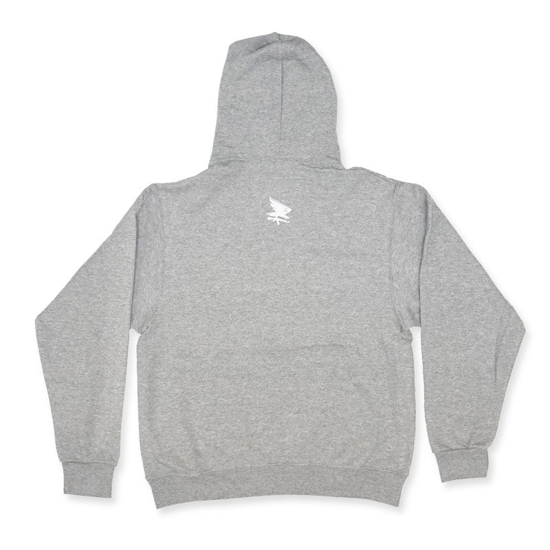 EAGLE ACE GAMING GREY SWEATER - Eagle Ace