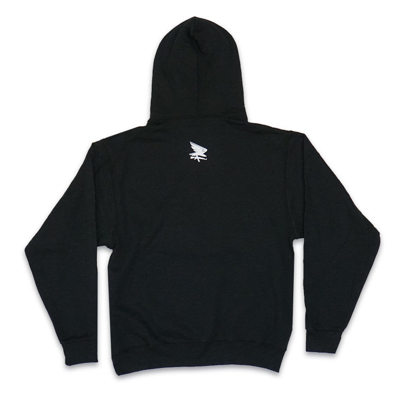 EAGLE ACE GAMING BLACK SWEATER - Eagle Ace