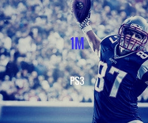 1M Madden Ultimate Team Coins Playstation 3