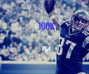 100K Madden Ultimate Team Coins Playstation 4