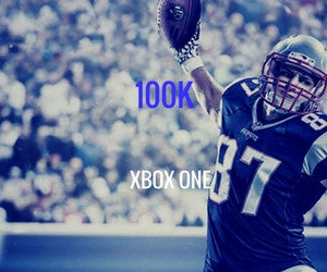 100K Madden Ultimate Team Coins Xbox One