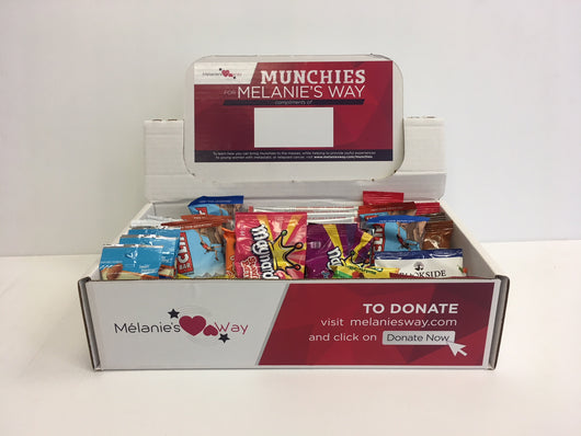 Munchie Boxes for MW
