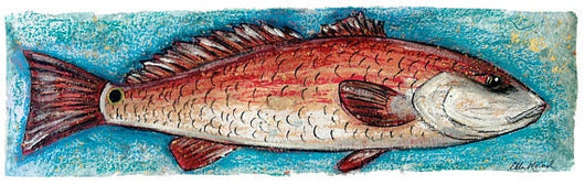 Big Red Fish - 10