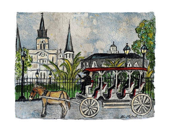NOLA Buggy Ride
