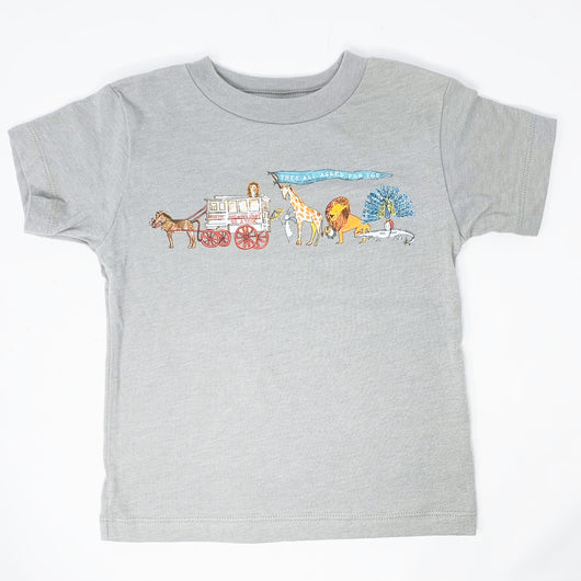 They All Asked For You Parade Kids Tee