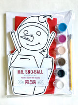 Mr. Sno-Ball Paint Kit