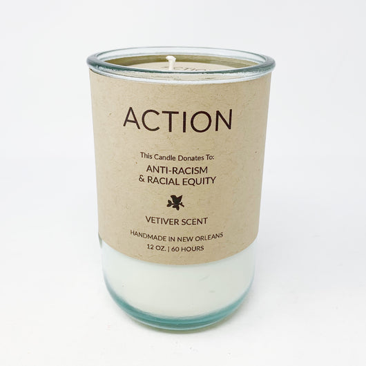 Action 12oz Candle