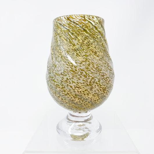hand blown glassware wedding gift new orleans