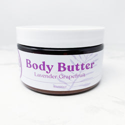 Lavender Grapefruit Body Butter