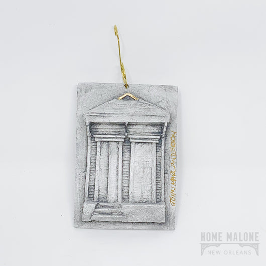3D Shotgun House Ornament