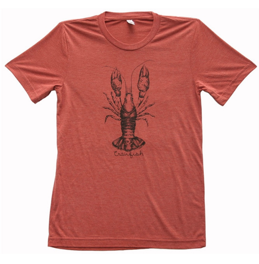 Crawfish Tee
