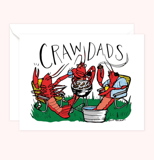 CrawDads Card