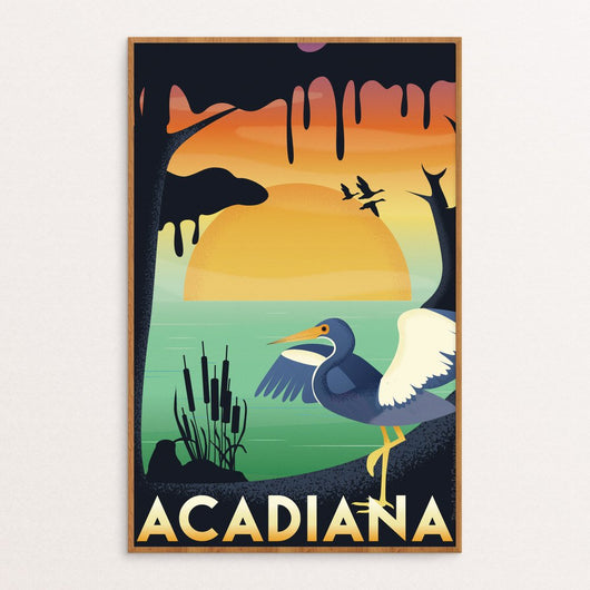 Acadiana Poster