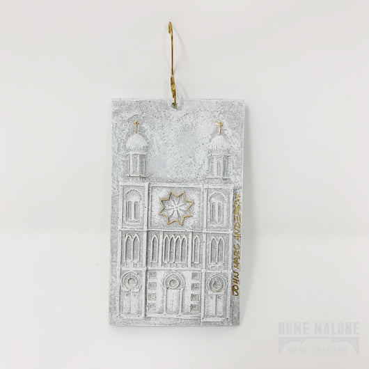 3D Jesuit Church Ornament