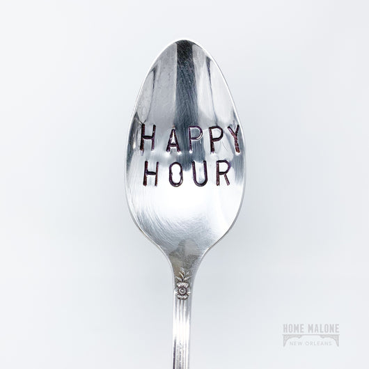 Happy Hour Long Spoon