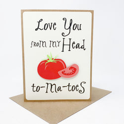 Love Head to-Ma-toes