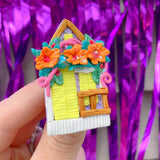 House Float Pin
