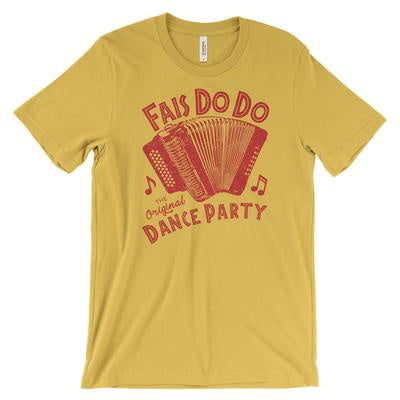 Fais Do Do Dance Party T-Shirt