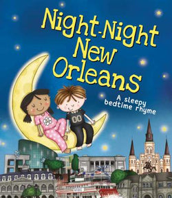 Night Night New Orleans Board Book