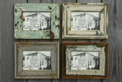 Reclaimed Picture Frame - 5 in x 7 in