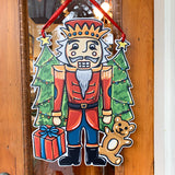 Nutcracker Door Hanger