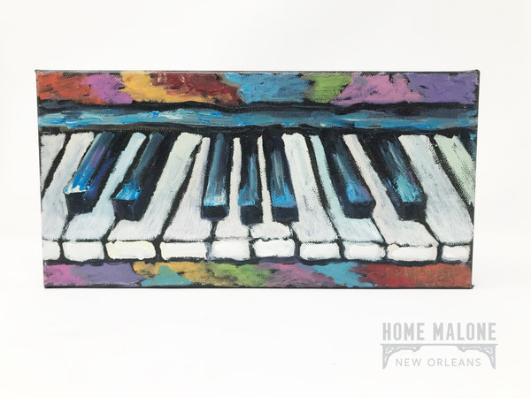 Lorrie Drennan Keys Of Piano: 6x12