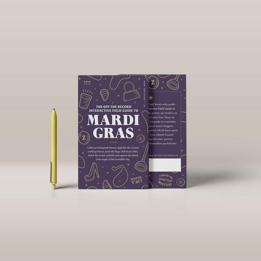 Mardi Gras Field Guide