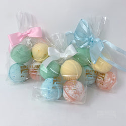 Bath Fizzies - Set of 4