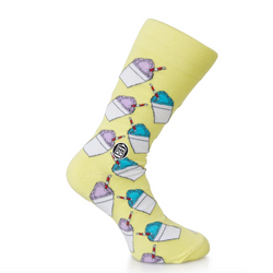 Bonfolk - Sno Ball Socks