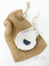 Ceramic Oyster Ornament