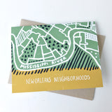 NOLA Neighborhoods Card