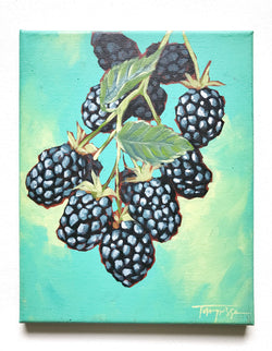 Blackberries - 8