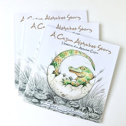 A Cajun Alphabet Story - Signed By Author