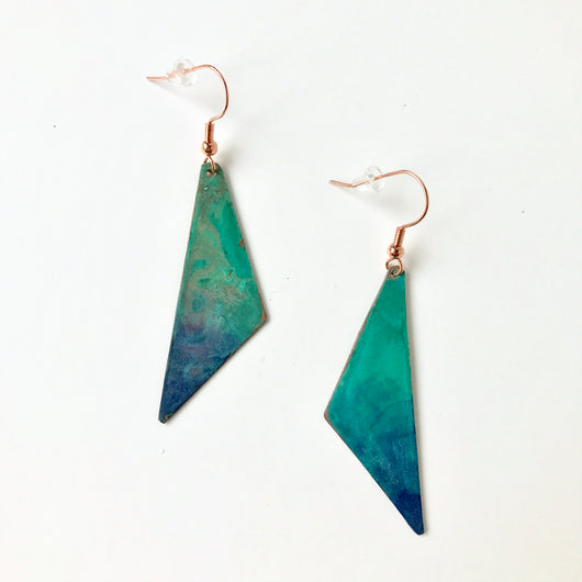 Fade Medium Earrings
