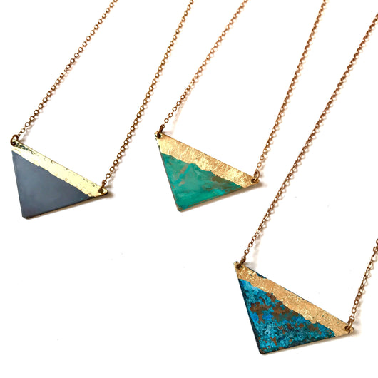 Wedge Necklace