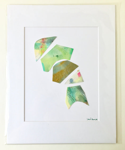 Pieces - Matted to 11
