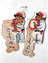 Jazz Tuba Ornament
